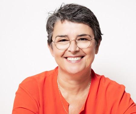 Catherine Selo co-fondatrice de Comme des Entrepreneuses